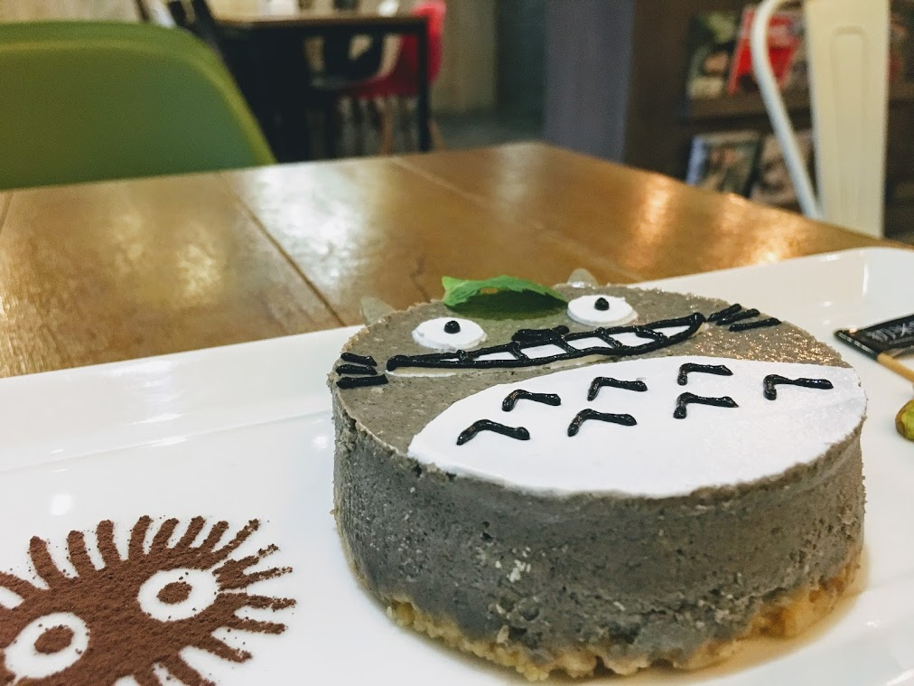the cake of Choose Me Cafe & Meal
